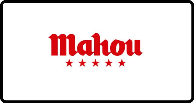 by Mahou Sudadera con Capucha Unisex Adulto Wahou