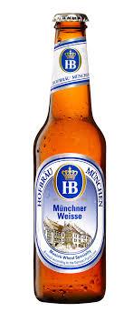 cerveza Hofbräu München Münchner Weiss
